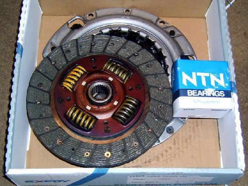 Clutch Kit, Mazda MX-5 1.8 mk1, mk2 & mk2.5, 3-piece